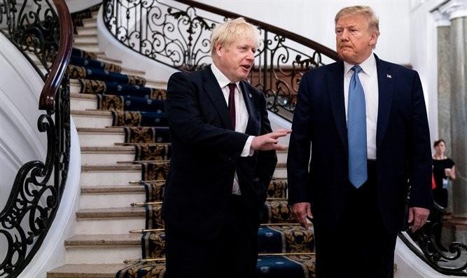 Μετά το Brexit η εμπορική συμφωνία ΗΠΑ - Βρετανίας