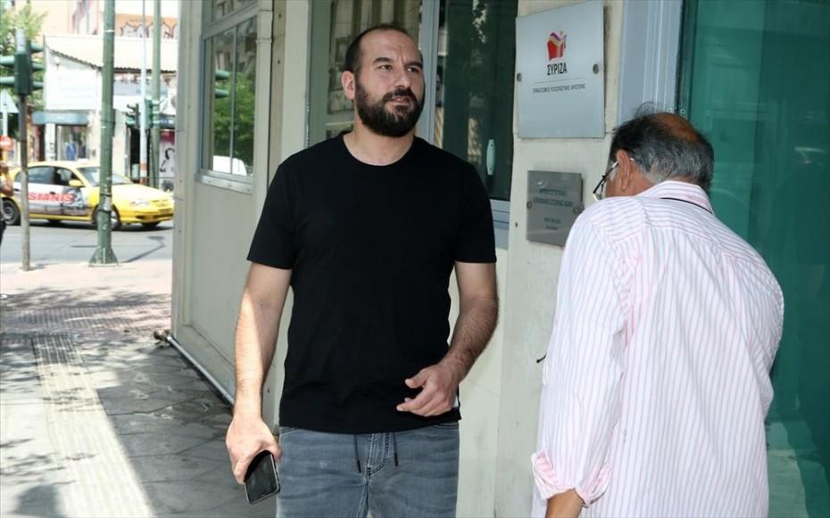 Για εξάλειψη του αξιοποίνου πράξεων υπουργών μιλά ο Τζανακόπουλος