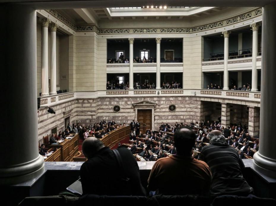 Ως επείγοντα φτάνουν στη Βουλή τα ν/σ για άσυλο και επιτελικό κράτος