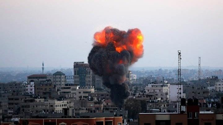 Ισραηλινοί βομβαρδισμοί σε θέσεις της Χαμάς