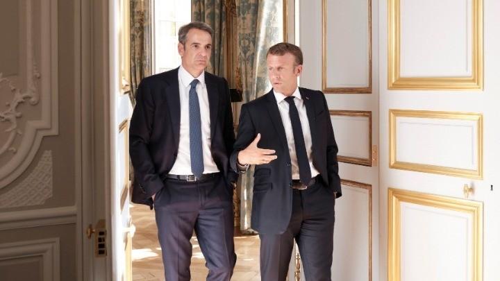 Ικανοποίηση Μαξίμου για τις συνομιλίες του Παρισιού