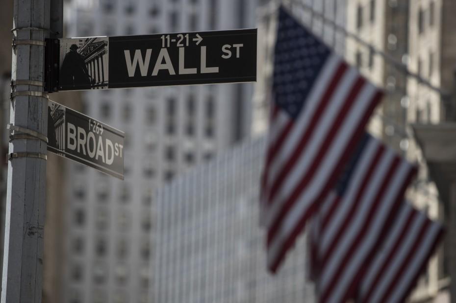 Wall Street: «Βουτιά» 200 μονάδων ο Dow