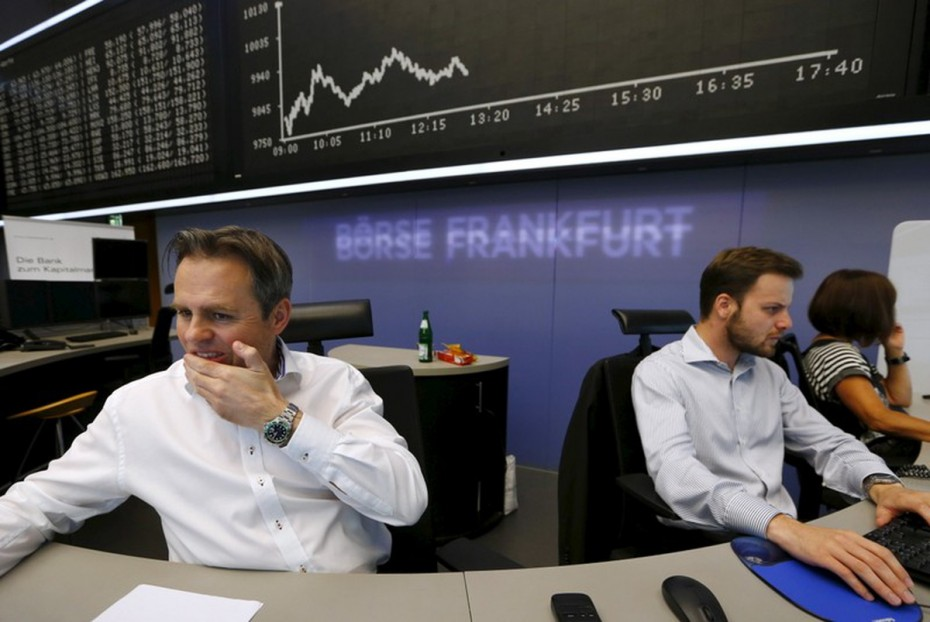 Με κέρδη το «αντίο» των ευρωαγορών στην εβδομάδα