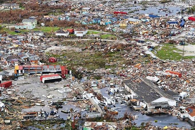 Στους 50 οι νεκροί στις Μπαχάμες από το πέρασμα του Ντόριαν
