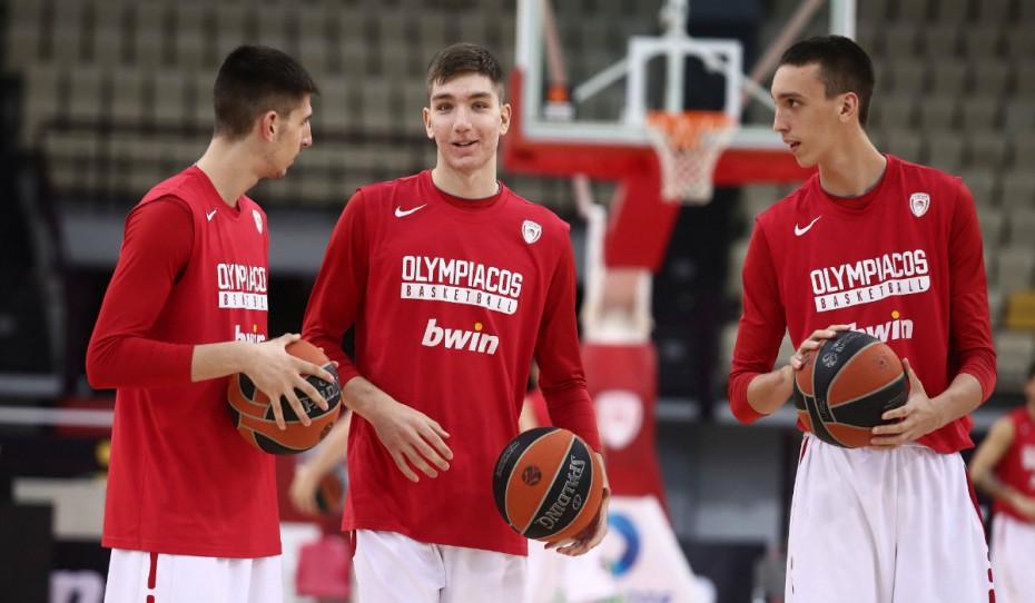 Ο Ολυμπιακός αλλάζει... όνομα για Α2 και Κύπελλο Ελλάδας