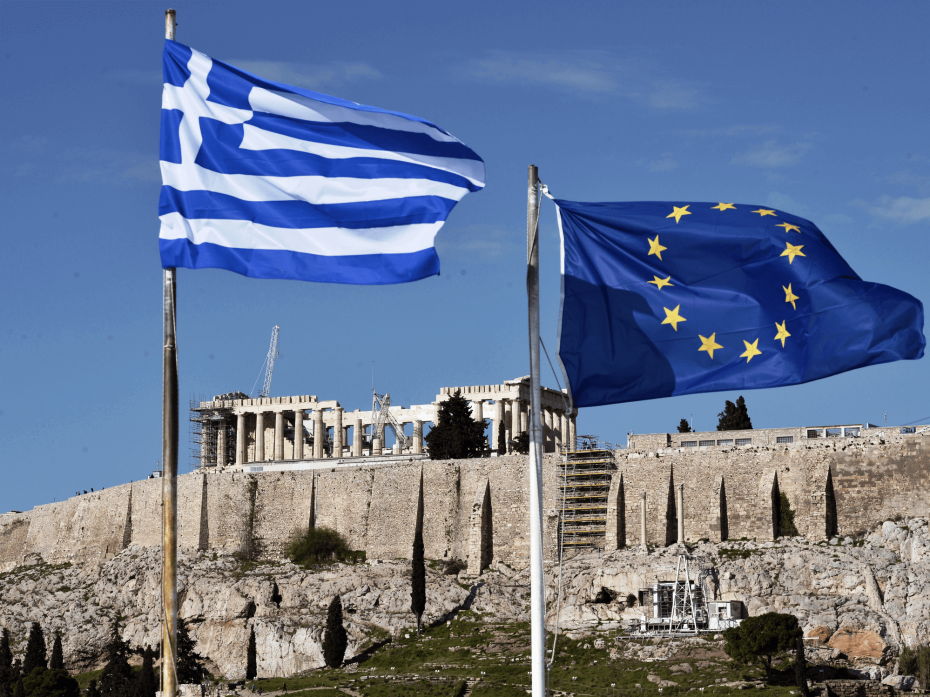 Ανέβασε ταχύτητα η ελληνική οικονομία στο β' 3μηνο
