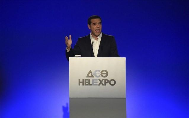 «Διαφήμιση» Τσίπρα στην κυβέρνηση ΣΥΡΙΖΑ