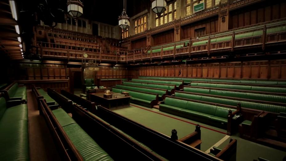 «Αυλαία» για το βρετανικό κοινοβούλιο μέχρι τα μέσα Οκτωβρίου