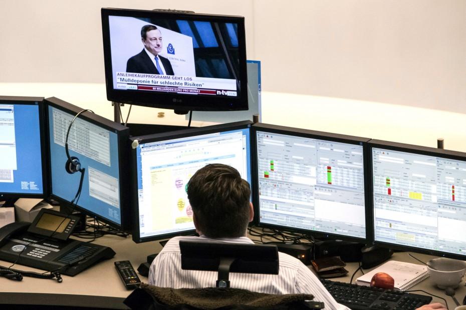 «Ψύχραιμη» άνοδος στις ευρωαγορές μετά από την ΕΚΤ