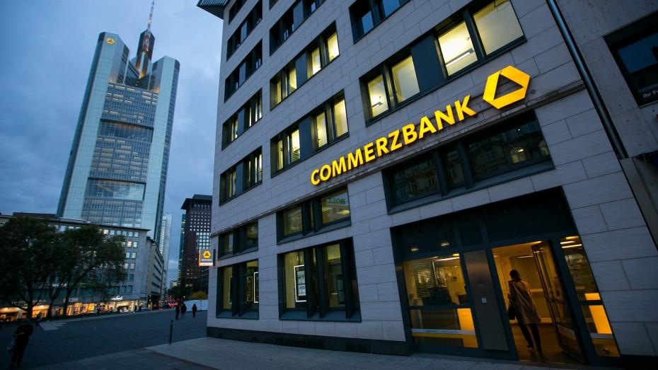 «Ντου» των γερμανικών Αρχών στην Commerzbank