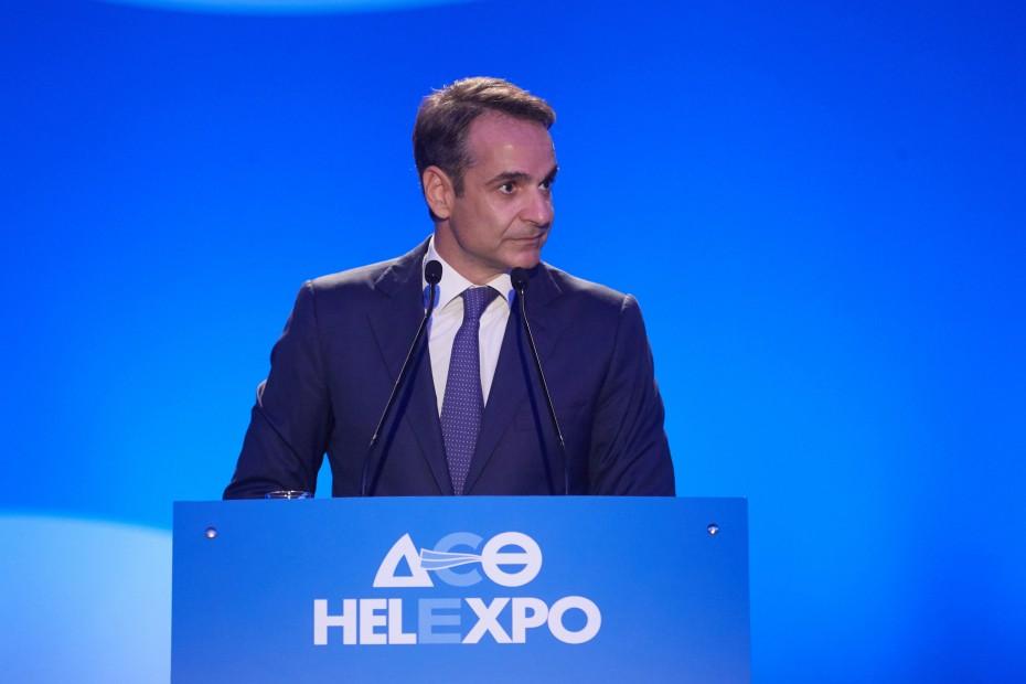 Κ. Μητσοτάκης: Ανάπτυξη για όλους και παντού! - Αυτά είναι τα μέτρα για φόρους και επενδύσεις