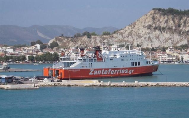 Στο «Αδ. Κοραής» της Zante Ferries η γραμμή Σαμοθράκη - Αλεξανδρούπολη