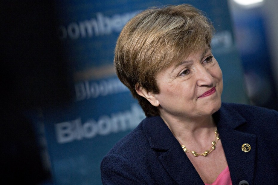 Πιο κοντά στην ηγεσία του ΔΝΤ η Γκεοργκίεβα - Ήρθη το όριο των 65 ετών