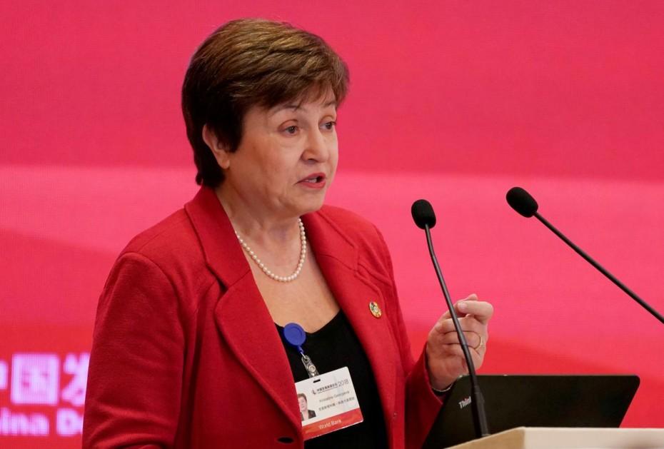 Η Γκεοργκίεβα μοναδική υποψήφια για την ηγεσία του ΔΝΤ