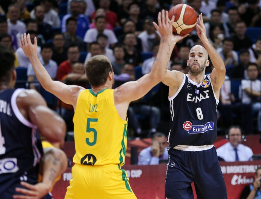 Μουντομπάσκετ 2019: «Αυτοκτόνησε» η Ελλάδα απέναντι στη Βραζιλία