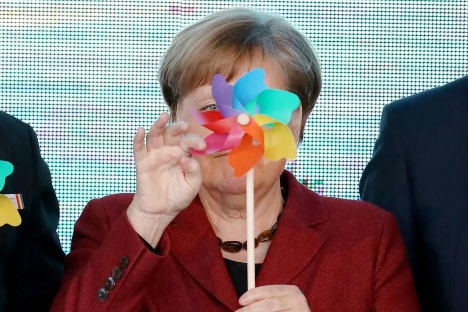 Η Γερμανία δίνει 100 δισ. ευρώ για την κλιματική αλλαγή