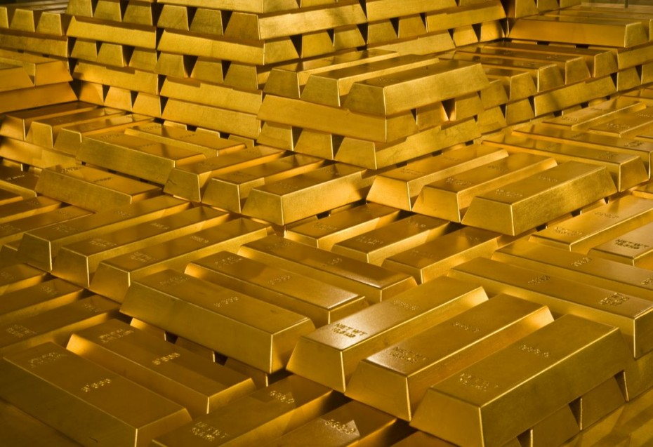 Ελβετία: Σε υψηλό επτά ετών οι εξαγωγές χρυσού στη Βρετανία