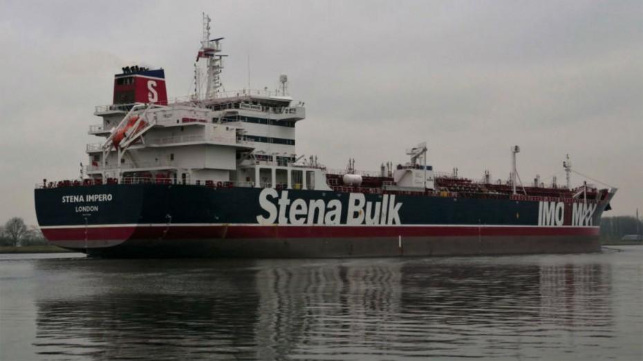 Το Ιράν απελευθέρωσε το βρετανικό τάνκερ Stena Impero