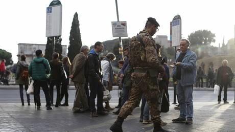 Επίθεση με «άρωμα» τρομοκρατίας στο Μιλάνο