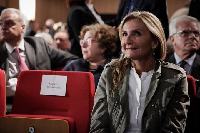 Στο αρχείο η υπόθεση για το πόθεν έσχες της Μαρέβας Μητσοτάκη
