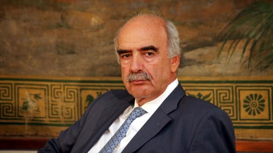Ο Β. Μεϊμαράκης πρόεδρος του 13ου Συνεδρίου της ΝΔ