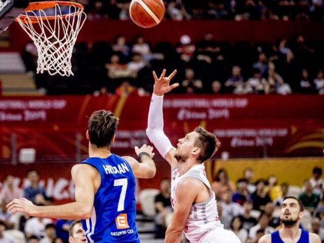 Μουντομπάσκετ 2019: Η Τσεχία απέναντι στη Σερβία για την 5η θέση