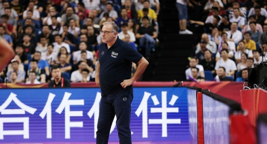 Μουντομπάσκετ 2019: Μπορούμε τη νίκη με τις ΗΠΑ, θεωρεί ο Σκουρτόπουλος