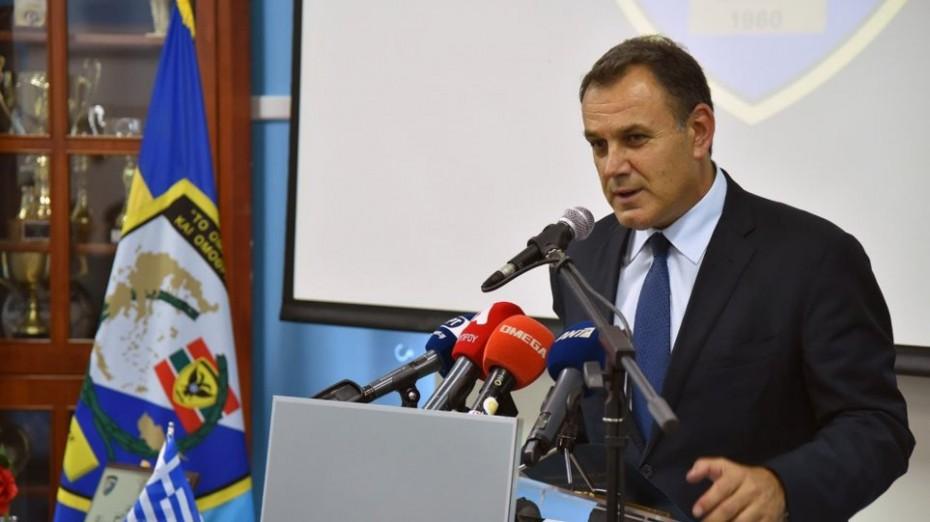 Παναγιωτόπουλος: Συνεχίζονται οι έρευνες για το περιστατικό της Λέρου