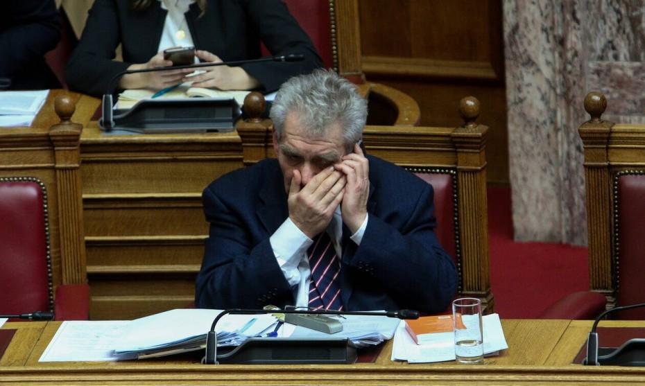 Παπαγγελόπουλος: Η ΝΔ θέλει εκδικητικά την πολιτική μου δίωξη