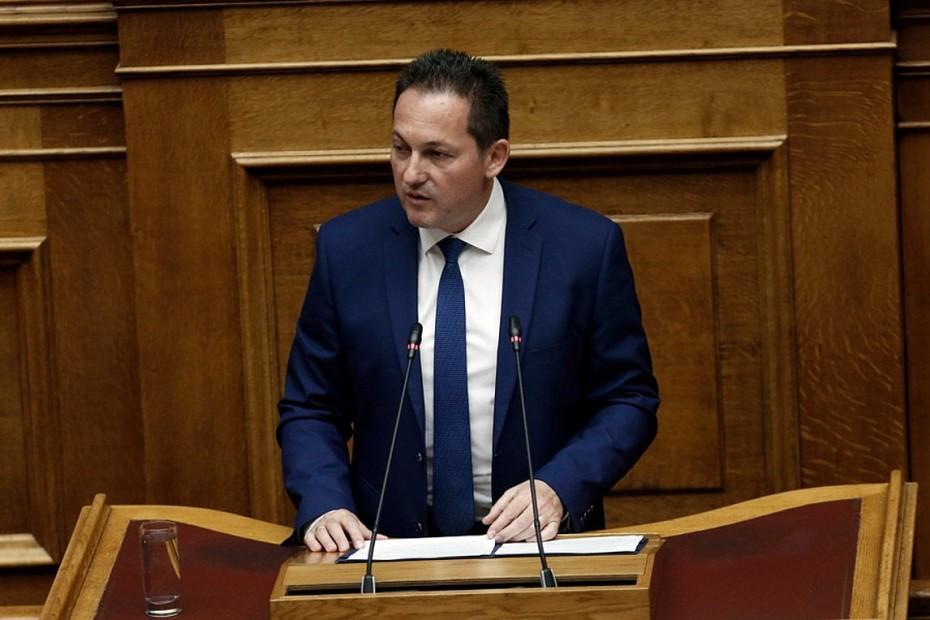 Υψηλοί τόνοι στη Βουλή για το deal Μαρινάκη - Forthnet