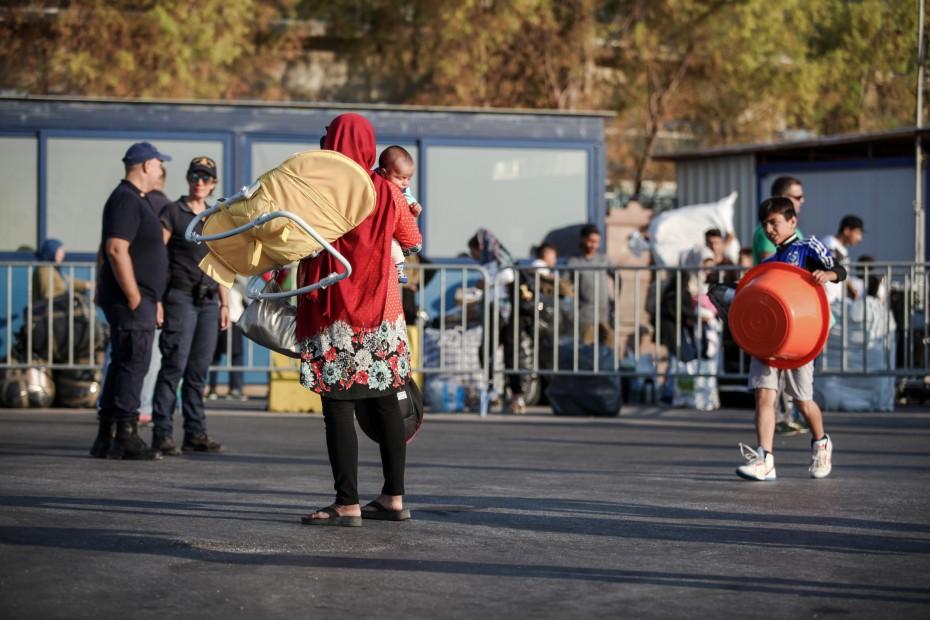 Δεν αδειάζει η Λέσβος - Πάνω από 200 νέοι πρόσφυγες στο νησί