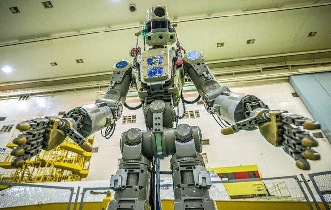 Ρωσία: Στη... σύνταξη το πρώτο ρομπότ που ταξίδεψε στο διάστημα