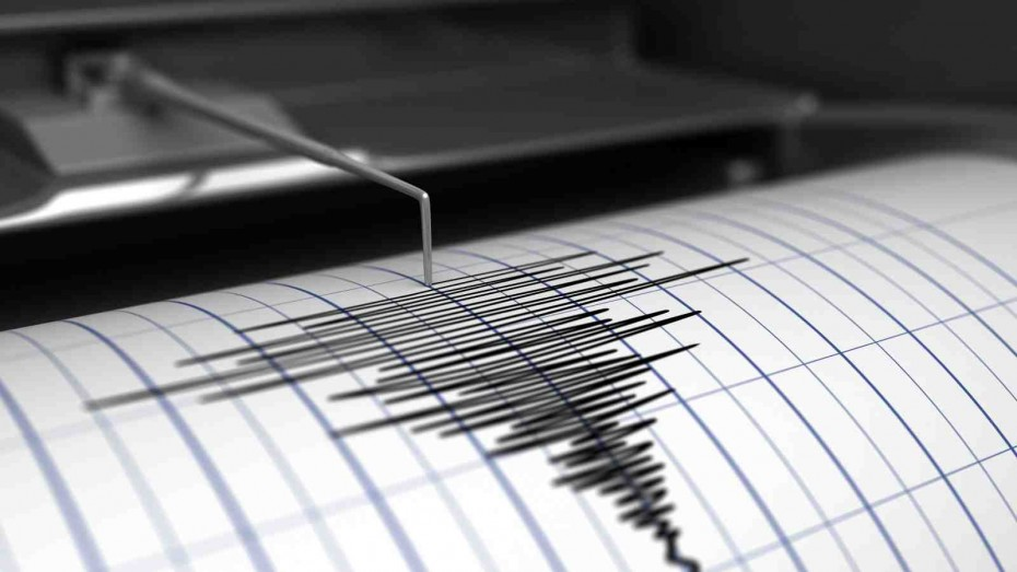 Σεισμός 4,5 Ρίχτερ δυτικά της Ζακύνθου