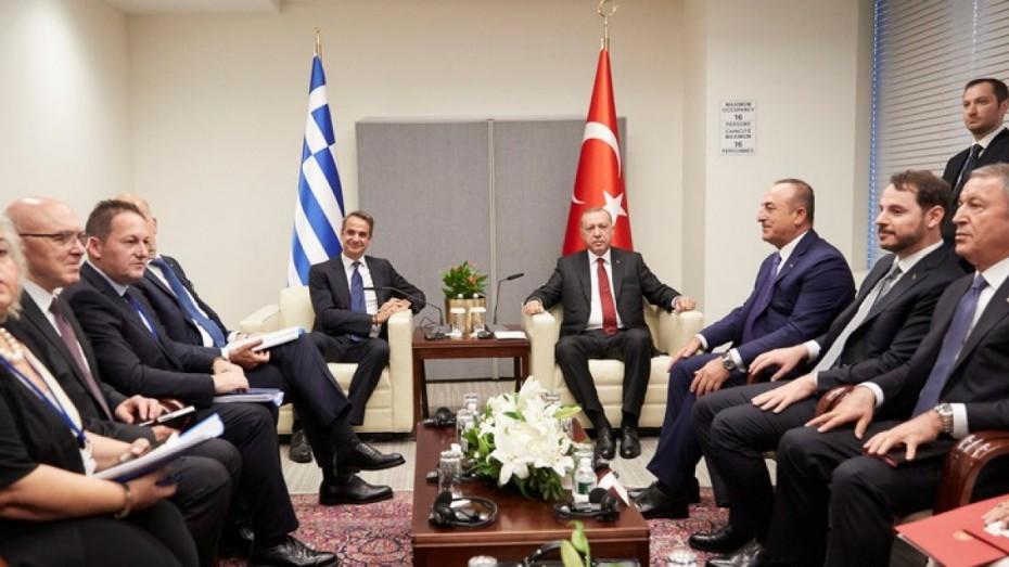 Ραντεβού Κυριάκου-Ερντογάν: Τι περιμένει η Αθήνα από την Άγκυρα