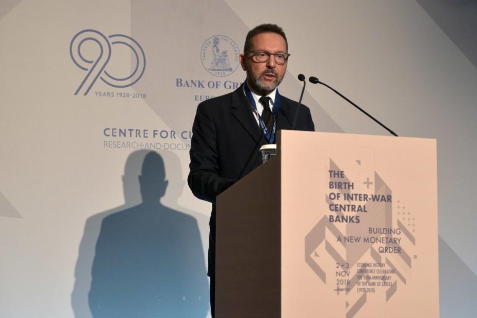 Ανταλλαγή περισσότερων μεταρρυθμίσεων με λιγότερο πλεόνασμα ζητεί ο Γ. Στουρνάρας