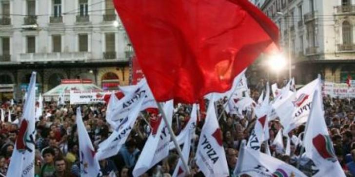 Ο ΣΥΡΙΖΑ καλεί σε συμμετοχή στην 24ωρη απεργία