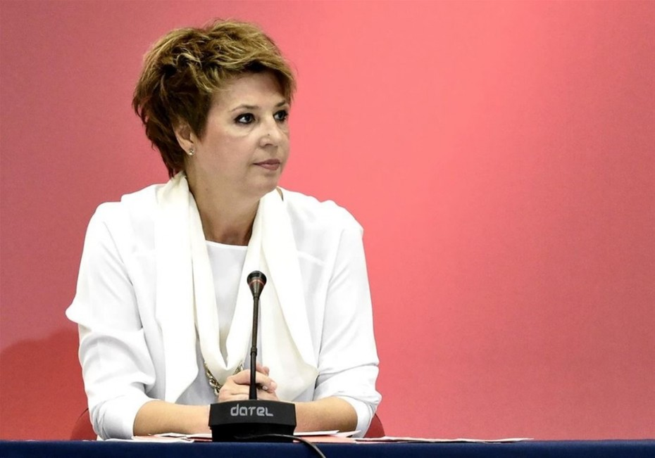 Γεροβασίλη: Ο Μητσοτάκης να αντιμετωπίζει ευθέως τον Τσίπρα