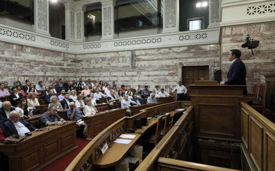 Ερώτηση 33 βουλευτών του ΣΥΡΙΖΑ για τα ηλεκτρικά πατίνια