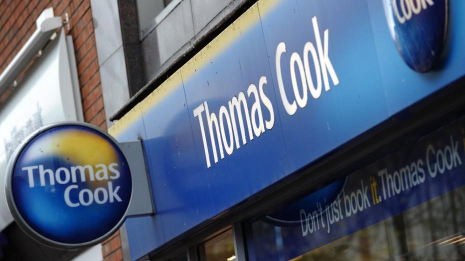 Τhomas Cook: Αίτηση προστασίας από πιστωτές στις ΗΠΑ