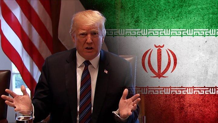 Ο Τραμπ προχωρά με νέες οικονομικές κυρώσεις στο Ιράν