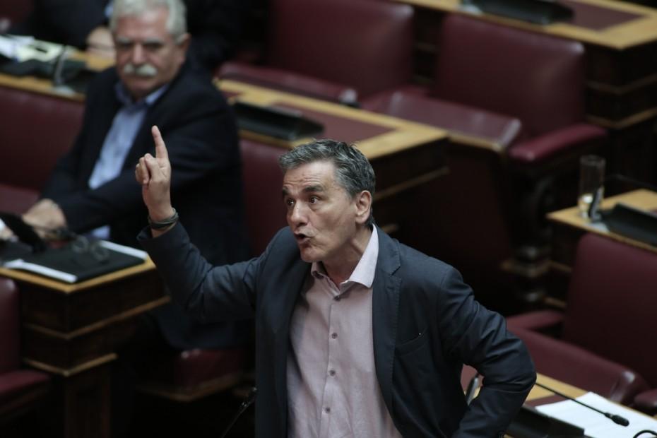 Επιμένει ο Τσακαλώτος: Έργο ΣΥΡΙΖΑ η αποπληρωμή του ΔΝΤ