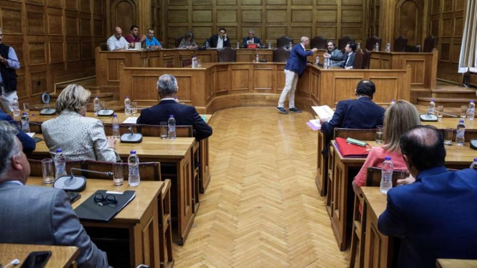 Με ευρεία πλειοψηφία πέρασε από τη Βουλή η ΠΝΠ για το Μάτι