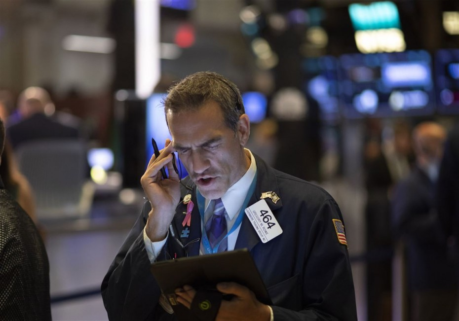 Εμπόριο και Συρία προβληματίζουν τη Wall Street τη Δευτέρα