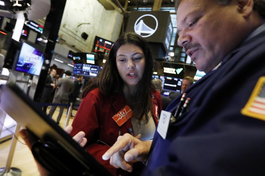 «Μάχη» με τα εταιρικά αποτελέσματα στη Wall Street