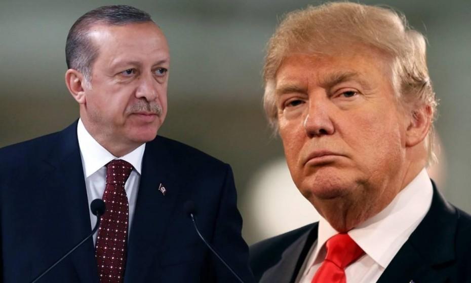 Τραμπ σε Ερντογάν: «Μην είσαι ανόητος»