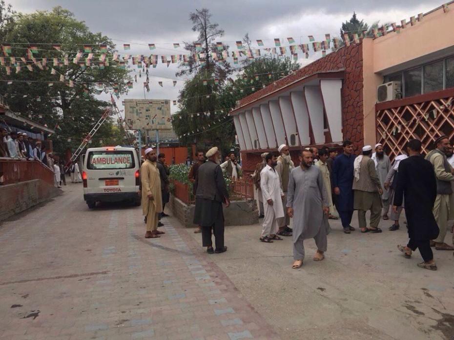 Τουλάχιστον 18 νεκροί από επίθεση σε τζαμί στο Αφγανιστάν