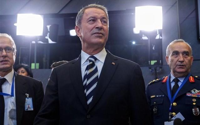 Η Τουρκία δεν έχει χημικά όπλα, υποστηρίζει ο Ακάρ