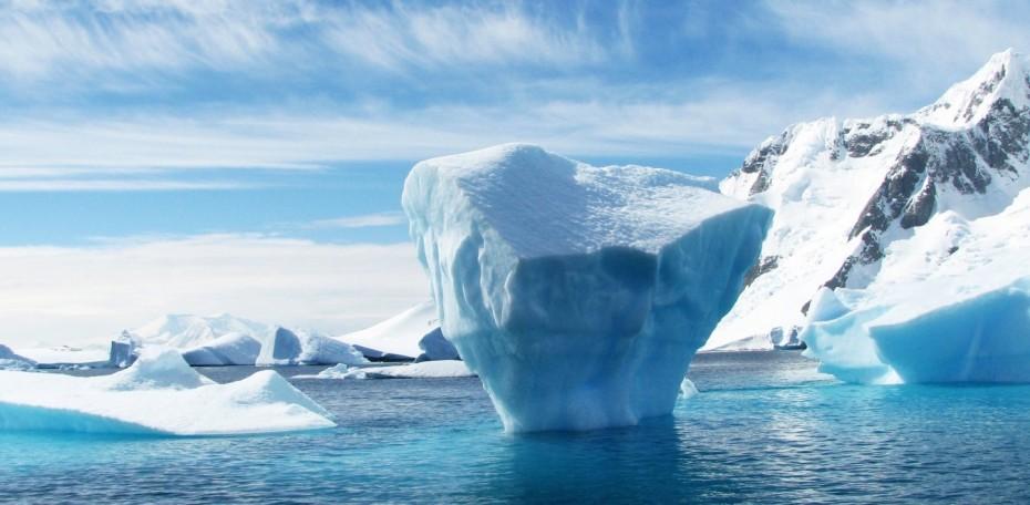 Δημιουργήθηκε παγόβουνο 315 δισ. τόνων στην Ανταρκτική