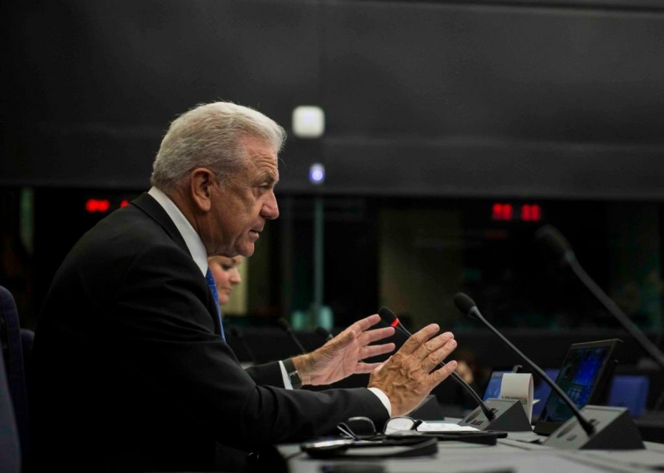 «Αβάντα» Αβραμόπουλου για ένταξη της Κροατίας στη Σένγκεν