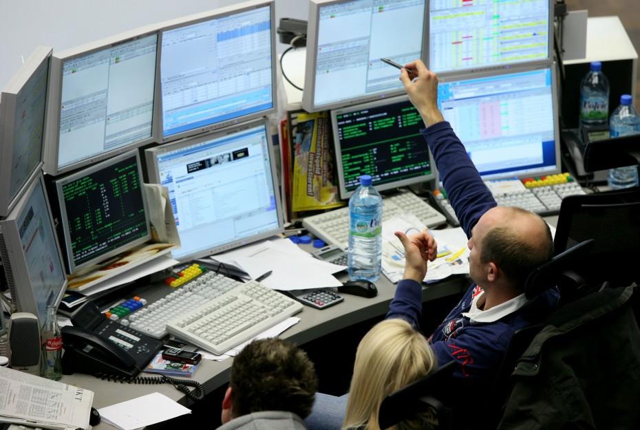 Υποχώρηση στις ευρωαγορές για τη Δευτέρα